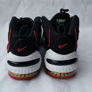 check out 3dd95 3aa48 Nike Shoes - Nike - Air Penny II GS Red Miami Heat sneakers